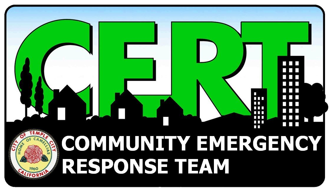 Temple City CERT Logo 1