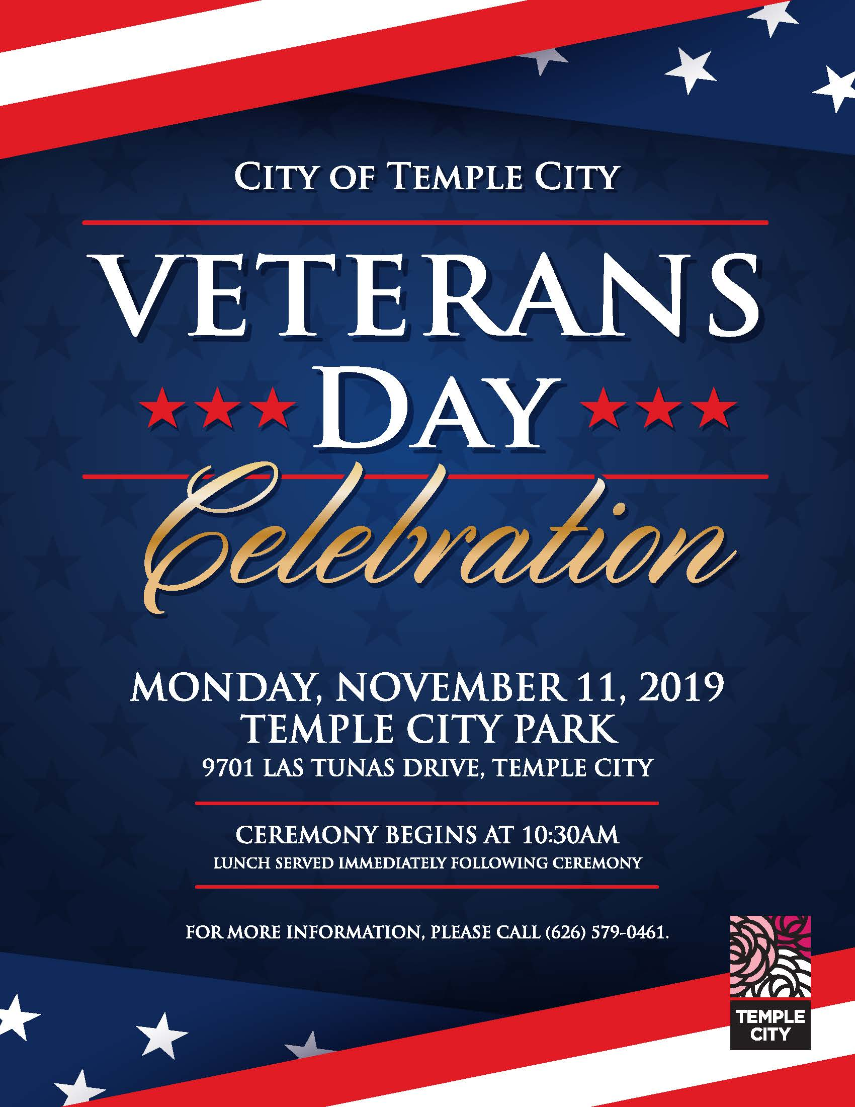 Approved Veterans Day Flyer